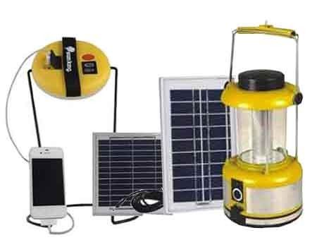 Solar Lanterns & Devices