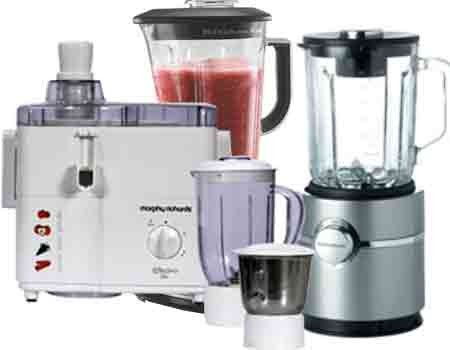 Blenders, Juicers & Mixers