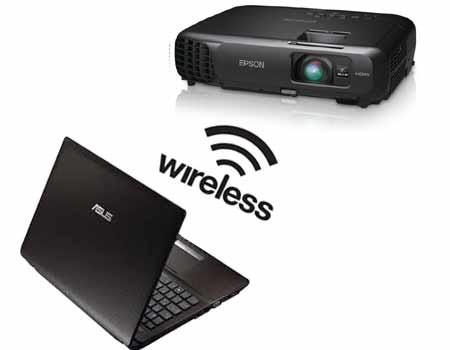 Wireless Projectors
