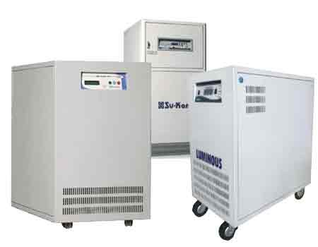 High Capacity Inverters