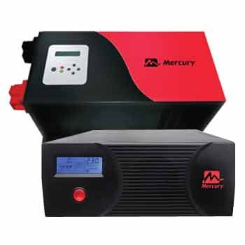 Mercury Inverters