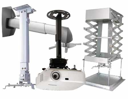 Projector Mounts and Lifts