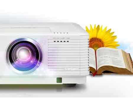 House of Worship Projectors