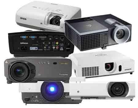 All Projectors
