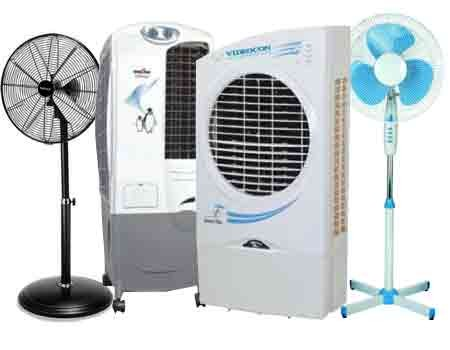 Fans and Air Coolers